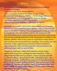 MitMystic - online psychic - Kasamba [LivePerson Experts]