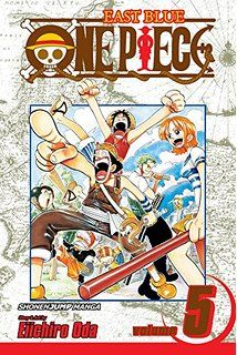one piece book 5