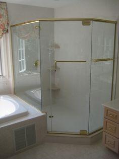 Decor, House, Home Decor, Shower Doors, Bathroom, Bathtub, Doors