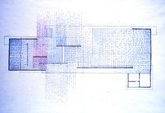 Hidden Architecture: Barcelona Pavilion Study Drawings and an Interview by Paul Rudolph