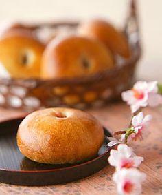 桜あんぱんのレシピ・作り方 - 簡単プロの料理レシピ | E・レシピ