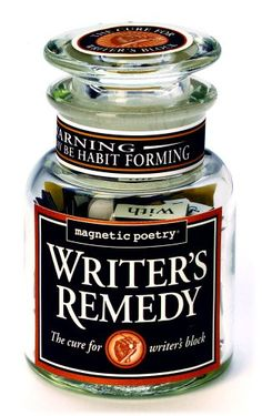 It would be fun to fill a jar with prompts to use someday! But, darn, I was hoping these were pills.