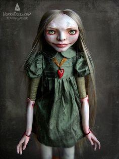 ~~    Horka Dolls  ~       Margo      ~~