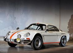 Renault-Alpine A110   by Auto Clasico