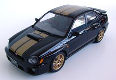 """Building Tamiya 1/24 Subaru WRX STi """"Hertz"""" Edition"""