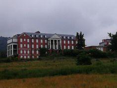 Dejarnette children's asylum in Staunton, Virginia