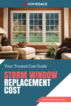 Wood storm windows are hung by hooks above and provide better