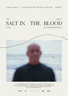 Cover design | Salt in the Blood