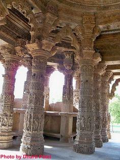 The Sun Temple of Modhera