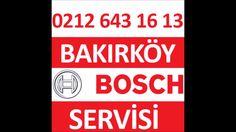Bakırköy Bosch Servisi - 0212 643 16 13