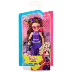 Barbie Spy Squad Junior Agent Doll Purple 3 for sale online All Beanie Boos, Our Generation Doll Clothes, American Girl Furniture, Accessoires Barbie, Creative Bookmarks, Barbie Kids, Chelsea Doll, Diy Barbie Clothes, Unique Toys
