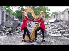 """Identical twins Camille and Kennerly Kitt have released a video for their cover version of the METALLICA classic """"One"""". Music Sing, Sound Of Music, Music Is Life, New Music, Good Music, Metallica One, Johnny Marr, Rock Videos, Cover"""