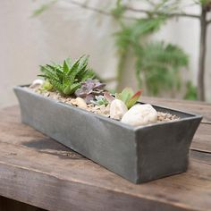 Zinc Windowsill Trough window sill decor Terrain