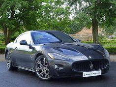 2008 Maserati Granturismo 4.7 S V8 with MC Shift Software | £45,995