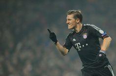 Bastian Schweinsteiger - Bayern Munich, Germany.