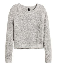 H&M US. Gray Knit sweater. $24.95. size small.