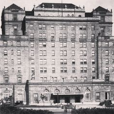 The Westin Nova Scotian, the ultimate Halifax hotel, features an ideal location near Halifax Harbour. Steps from world-class shopping and dining. Throwback Thursday, Nova Scotia, Old Pictures, Hotels And Resorts, The Past, Old Things, Around The Worlds