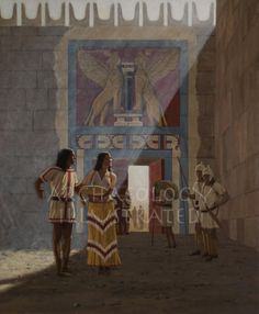 Mycenae, Southern Greece, City Gate, Paris and Helen, 1250 BC - Archaeology Illustrated