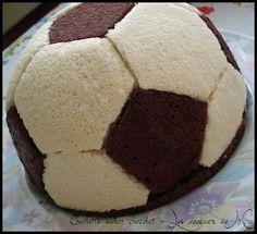 step by step cake ballon chocolat...