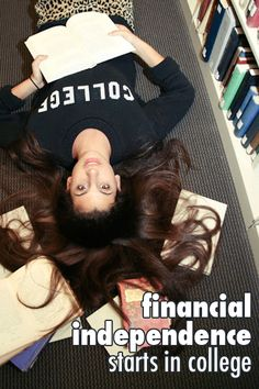 Why you should financially independent in college via @Francesco Levorato League