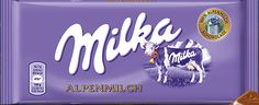Milka's famous Alpine Milk Chocolate with a fantasticly delicious and smooth…
