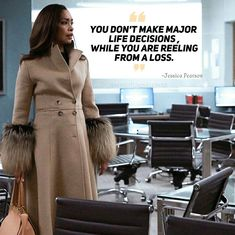 Badass Quotes from Jessica Pearson from Suits usa. Serie Suits, Suits Tv Series, Suits Tv Shows, Suits Usa, Women's Suits, Olivia Pope Quotes, Specter Suits, Indian Suits, Punjabi Suits