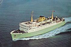Aramoana Interislander - New Zealand Railways - Tranz Rail - Ferry Postcards and Photographs Model Boat Plans, New Zealand Landscape, Merchant Navy, Kiwiana, Old Toys, Sailing, History, Travel, Life