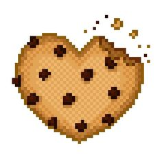 Pixel Art Food, Anime Pixel Art, Pixel Art Background, Pixel Drawing, Cute Pastel Wallpaper, Kawaii Doodles, Identity Art, Cute Anime Pics, Aesthetic Stickers