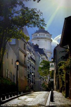 rue Cortot - Paris 18e