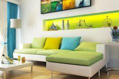 Cores para decoração de interiores 2014 - http://www.dicasdecoracao.com/cores-para-decoracao-de-interiores-2014/