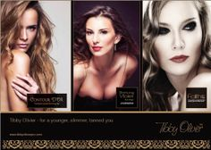 Give your clients the opportunity to look younger, slimmer and tanned in 2014 by offering Tibby Olivier treatments in your salon. For more information on how to become a professional stockist visit: www.tibbyolivierpro.com