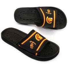 quality free shipping Adult USC Trojans Memory Foam ... Slide Sandals huge surprise af7PCwgs39