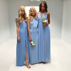 Major bridesmaid goals <3 <3 Thank you @asos_studio for featuring our #SS15 LUCIA maxi dress (on the left!) in your latest shoot! #asosstudio #comingsoon #bridesmaids #bts