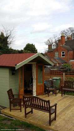 The Retreat is an entrant for Shed of the year 2015 via @unclewilco #shedoftheyear