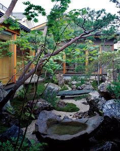 There is a variety of elements used throughout a Japanese garden, but the three most important and basic ones that you will find in every garden design are: Small Japanese Garden, Japanese Garden Design, Japanese House, Garden Paths, Garden Bridge, Garden Tools, English Garden Design, Natural Garden, Garden Theme