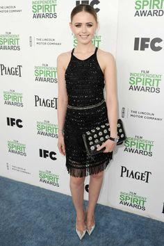 Kristina Bazan Independent Spirit Awards 2014