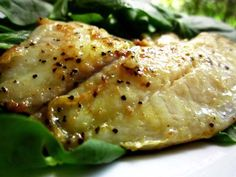 Make and share this Lemon Pepper Tilapia recipe from Genius Kitchen. Tilapia Recipes, Salmon Recipes, Fish Recipes, Meat Recipes, Seafood Recipes, Snack Recipes, Cooking Recipes, Yummy Recipes, Healthy Recipes