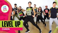 Dance Tips - Video : Level Up by Ciara Zumba Workout Videos, Workout Music, Exercise Music, Dance Workouts, Zumba Fitness, Dance Fitness, Dance Tips, Dance Videos, Squat