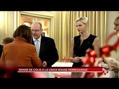 Remise de colis à la Croix Rouge par LL.AA.SS. le Prince et la Princesse / Videos / Monaco Info : Les Reportages / Chaines - MC Channel - Chaines vidéos de Monaco