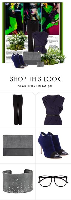 """""""Ready For Party! : Ieva Laguna"""" by afik ❤ liked on Polyvore featuring iEva, Wallis, La Petite S*****, Monki, Nicholas Kirkwood, Todd Reed and H&M"""