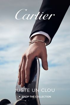 Dare to be different in Juste un Clou by Cartier, the bracelet inspired by a nail. This iconic luxury jewelry collection will give you an off the cuff style that is both bold and fearless. Juste un Clou jewelry is available in bracelets, rings and earrings in yellow gold, white gold and pink gold with or without diamonds. Click to shop the full collection on Cartier.com.