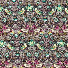 Liberty Tana Lawn Fabric Strawberry Thief K - Alice Caroline - Liberty fabric, patterns, kits and more - Liberty of London fabric online