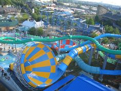 """Hershey Water Park, PENNSYLVANIA * """"cleanest and greenest theme park in America"""" *"""