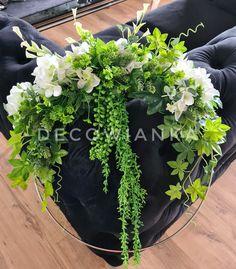 Wianek dekoracyjny wykonany pod zlecenie indywidualne. Plants, Plant, Planets