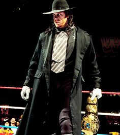 Wrestling Champ The UNdertaker