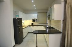Fully Furnished Apartments, Serviced Apartments, Free Gas, Own Home, Corner Desk, Kitchen, Furniture, Home Decor, Corner Table