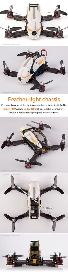 build your own quadcopter power up your designs with the parallax elev 8 norris donald