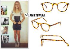 Ava from AM Eyewear