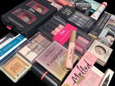 Fall 2016 Makeup Giveaway - $325 Prize!  Enter to win a $325 makeup prize at diaryofatrendaholic.com