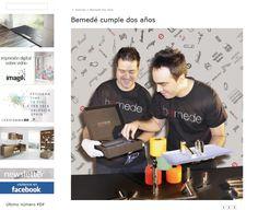 Publicación revista Sala-Baño-Bemede cumple dos años